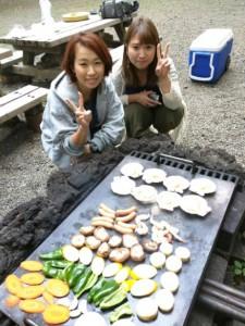 丹沢BBQ